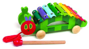 World of Eric Carle Pull Along Xylophone