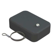 Hornad Snapsafe Lock Box with Key Lock for Full Size Pistols