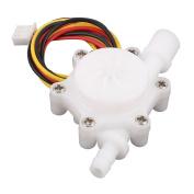 High Precision 0.15-1.5L/min G1/4 Thread 6mm OD Water Flow Sensor SEN-HZ06FA