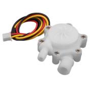 High Precision 0.3-3.0L/min G1/4 Thread Water Flow Counter Sensor SEN-HW06FB