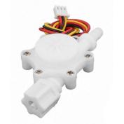 High Precision 0.3-3.0L/min G1/4 6mm OD Water Flow Counter Sensor SEN-HZ06FB