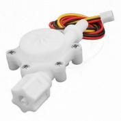 High Precision 0.15-1.5L/min G1/4 6mm OD Water Flow Counter Sensor SEN-HZ06FB