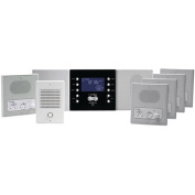 M & S Systems Indoor Intercom and Sound Starter Pack