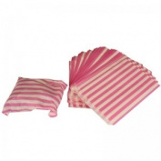 Pink Small Candy Stripe Sweet Bags