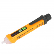 DM8908C Non-contact AC Voltage Detector Test Pencil with LED Indicator Beepper