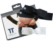 Pregnancy Waist Extender Belt - Elastic Bump Band for Expanding your Pregnancy Wardrobe