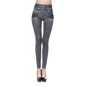 Yalatan Slim Legging Jeans High Waist Elastic Jeggings Female Fitness Leggings Pants