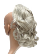 SWEET SHORT CURLY PONY TAIL HAIR EXTENSION, (CLAW GRIP)