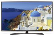 "LG 43UJ634V 43"" 4K Ultra HD Smart TV Wi-Fi Black LED TV - LED TVs (109.2 cm"