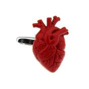 Anatomical Human Heart Cufflinks Anatomy Medical Steampunk Doctor Nurse