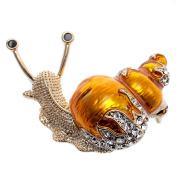 Loveangel Jewellery Snail Crystal Custom Collection Accessories Jewellery Women