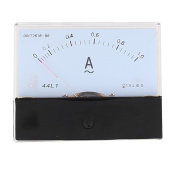 44L1 Pointer Needle AC 0-1A Current Tester Panel Analogue Ammeter 100mm x 80mm