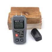 2 Pins 0-99.9% Digital Wood Moisture Metre Humidity Tester Timber Damp Detector