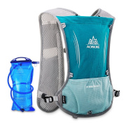 Docooler Water Bottle Backpack Reflective High Visibility Bike Clothes with Pocket for Women Man