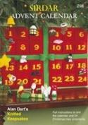 Sirdar Alan Dart Advent Calendar Booklet 298