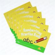 Handwriting Practise Books - Pack of 6 - BK0098