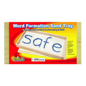 Primary Concepts, PC-3003 Word Formation Single Learning Sand Tray