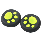 Thumb Grips, ADESHOP Thumbstick Stick Cat's Paw Silicone Gel Thumb Grips Cover for PS3,for PS4,for XBOX ONE etc