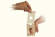 Finger guillotine