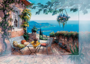 """Heidi Heidi4634 """"Times of Tranquilly"""" Art Puzzle"""