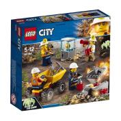 LEGO City Mining Team 60184