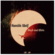 Humble Wolf - Black and White