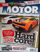 Motor Hardcore 2010's New Lightweight Racers (May 2010) [Paperback]