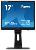 IIYAMA B1780SD-B1 - 17TFTLCD : Screen Rotation : Black Case