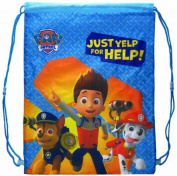 Disney Marvel Illumination Entertainment Nickelodeon Character School Nursery Trainer Shoe Pe Gym Sport Kit Swimming Drawstring Bag