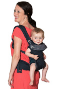 Baby Carrier 6 Position Toddler Carrier for Baby & Toddlers - All Season Six-Position 360° Ergonomic Baby & Child Carrier with Breathable Mesh - No Infant Insert Needed, Adapt to Every Baby