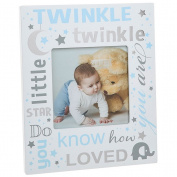 Twinkle Twinkle Little Star Baby Picture Photo Frame