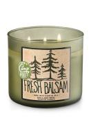 Bath & Body Works 3-Wick Candle in Fresh Balsam