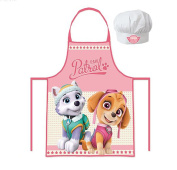 Paw Patrol Kids Set of Apron and Hat