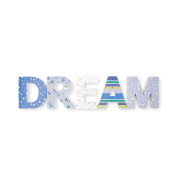 Mothercare Dream Letters