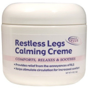 Restless Legs Calming Creme Foot Cream by Miracle Plus