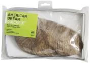 American Dream Human Hair Vanessa Fringe, Colour 18/22 Ash Blonde/Sunlight Blonde