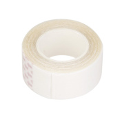 Double Sided Tape For PU Hair Extension Wig Adhesive Waterproof Clear - 2cmx3m, White