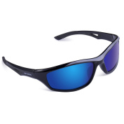 RIVBOS Polarised Sport Sunglasses Cycling Glasses for Mens Womens Outdoors Sports Driving Golf RBS942