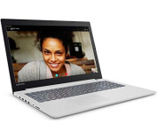 LENOVO Laptop IdeaPad 320 40cm Laptop - Blizzard White 4gb 500gb BRAND NEW INTEL WINDOWS 10