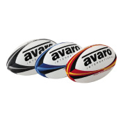 Avaro Rugby Ball Mini Assorted