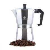 Maggift Stovetop Coffee Maker, Aluminium Italian Moka Pot