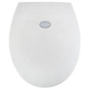 Ginsey Nightlight Round Toilet Seat