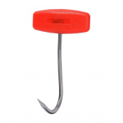 Meat Hook Boning Hooks 15cm Stainless Steel Kitchen Butcher Shop Restaurant BBQ Tool T-handle