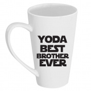 Yoda Best Brother Ever Coffee Mug