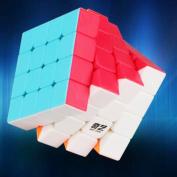 4X4 Magic Cube Puzzle Speed Cube Square Cube 6.2x6.2x6.2 cm Toy - Multi