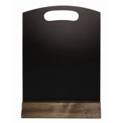 Olympia Wooden Tableboard 230mm Catering Restaurant Bar Cafe Display Tabletop