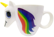 Magical Colour Changing 3D Unicorn Mug