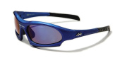 X-Loop Sport & Ski Sunglasses including Vault Case - New with Labels - UV 400 (UVA & UVB) - Cycling / Skiing / Snowboarding / All Sports