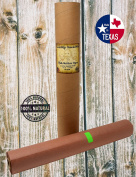 Lonestar Smokemen Pink Butcher Paper Pink/Peach Kraft Paper Roll Unbleached Unwaxed Uncoated All Natural Made in Texas - Storage Tube Included