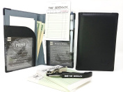 THE Sidekick Server Book SET - INCLUDES A WINEKEY AND 2 ORDERPADS - PREMIUM HANDCRAFTED Lightweight compact durable for waiters and waitresses - !